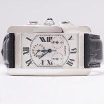 Cartier Tank Francaise Chronoflex