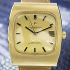 Omega Constellation  Gold Plated Ss Automatic Men's Watch...
