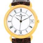 Baume & Mercier Classima Quartz 18k Yellow Gold Watch 15163