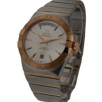 Omega Constellation Day Date 38mm with Rose Gold Bezel