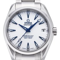 Omega Seamaster Aqua Terra Midsize Chronometer Good Planet