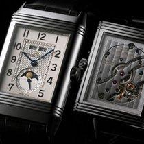 Jaeger-LeCoultre [NEW] Grande Reverso Calendar Silver Dial...