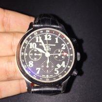 Schwarz Etienne Chronograph GMT 42