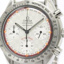 Omega Polished Omega Speedmaster Michael Schumacher Automatic...
