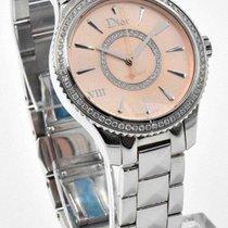 Dior VIII Montaigne CD152510M002 Diamond Bezel 32mm Watch