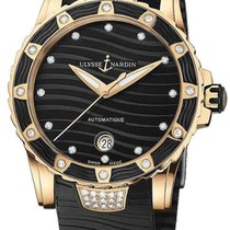 Ulysse Nardin Lady Diver 40mm Automatic in Rose Gold