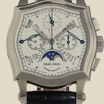 Roger Dubuis 38 Sympathie Perpetual calendar White gold