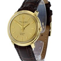 IWC Vintage 18ct De Luxe