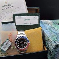 勞力士 (Rolex) GMT MASTER 2 16710 Pepsi Red/Blue Bezel Full Set