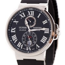 Ulysse Nardin Maxi Marine LE LOCLE Chronometer 43 mm Black...