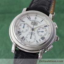 Maurice Lacroix Masterpiece Flyback Chronograph Herrrenuhr 15827