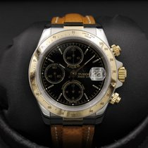 Tudor Tiger Prince 79263p Stainless Steel / Yellow Gold