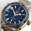 Omega Seamaster Planet Ocean Liquidmetal Watch