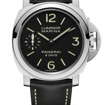Panerai LUMINOR MARINA 8 DAYS ACCIAIO - 44MM