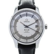 Omega De Ville Hour Vision Co-Axial 41 Leather
