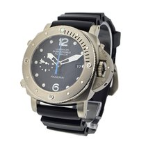 Panerai PAM00614 Luminor Submersible 1950 3 Days Chrono...
