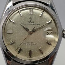 Tudor Vintage Prince Oyster Date 7966 Champagne 34mm