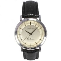 Eterna Matic Centenaire Steel Strap Watch
