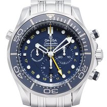 Omega Seamaster Diver 300m GMT Chronograph