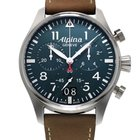 Alpina Startimer Pilot - CHRONOGRAPH BIG DATE / AL-372N...