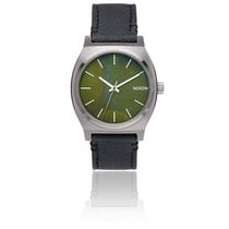 Nixon The Time Teller Gunmetal/Green Oxyde/Black A045-2070