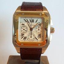 Cartier SANTOS 100 CHRONO XL