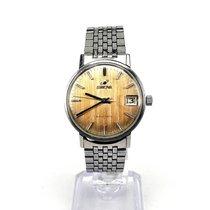 Enicar Ocean Pearl Rotor Automatic, Date, 25 J. rare dial