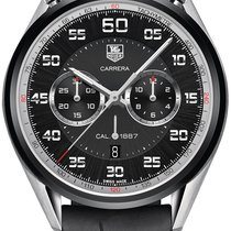 TAG Heuer Carrera Calibre 1887 Automatic Chronograph 45mm...