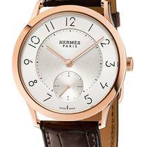 Hermès Slim d'Hermes GM Automatic 39.5mm 041762ww00