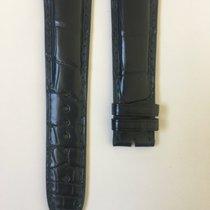 Ulysse Nardin Black Alligator Strap 21 mm