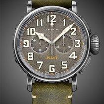 Zenith Heritage Pilot Ton-Up Cafe Racer Automatic Chronograph