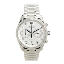 Longines Master Stainless Steel Silver Automatic L2.629.4.78.6
