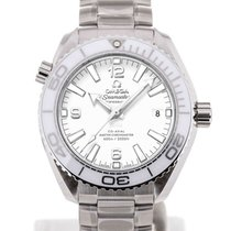 Omega Seamaster Planet Ocean 40 Automatic White Dial