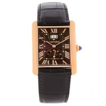 Cartier Tank Louis w1560002 18kt Rose Gold Extra large Manual NEW