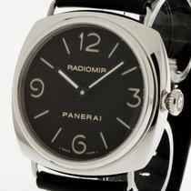 Panerai Radiomir Handaufzug Stahl Ref.PAM210 OP6644