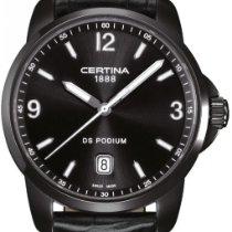 Certina DS Podium C001.410.16.057.02 Elegante Herrenuhr Sehr...
