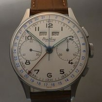 Breitling vintage chronograph triple date DATORA ref 784...