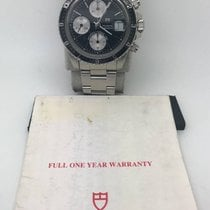 Tudor 79170 Big Block Oyster Date Chronograph With Guarantee...