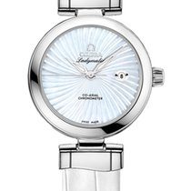 Omega De Ville Ladymatic Automatic Mother of Pearl Dial