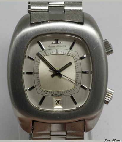 Jaeger-LeCoultre Memovox