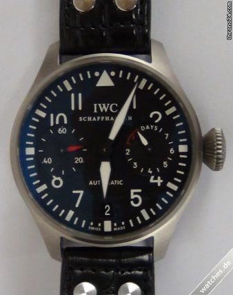IWC Big Pilot - Bartorelli 125th Set