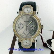 DeLaneau 3 Time Zone Chronograph GTC093