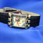 Gruen Polo Player Watch New Old Stock