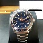 Omega 23230442203001 Planet Ocean GMT Blue 43.5mm [NEW]