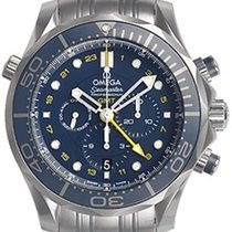 Omega Seamaster 300 M GMT Chronograph Ref. 212.30.44.52.03.001