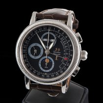 JB Gioacchino CHRONO CLASSIC MOON PHASE STELL MEN SIZE
