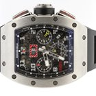 Richard Mille RM011 Titanium Flyback Chronograph