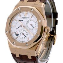 Audemars Piguet Royal Oak Dual Time in Rose Gold