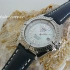 Breitling Damenuhr Wings Lady A67350 mit Breitling Papiere - 2003