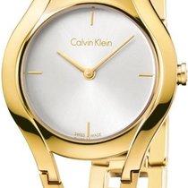 ck Calvin Klein class K6R23526 Damenarmbanduhr Design Highlight
